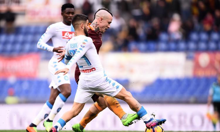 Romamania: con la testa a Roma-Napoli, la cugina di tutte le partite...