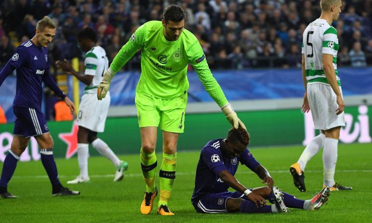Everton: un attaccante può tornare subito