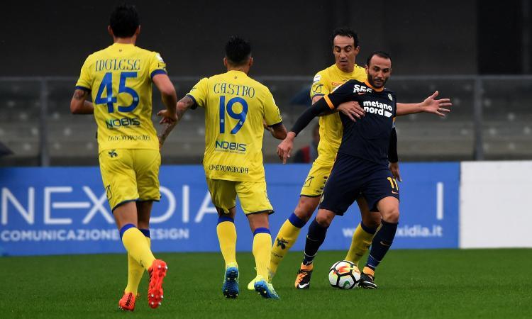 Hellas Verona, le pagelle di CM: Pazzini trascinatore ma non basta. Zucculini disastroso