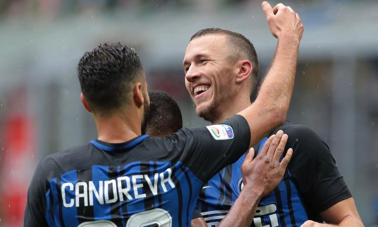 Inter, Perisic e Candreva chiamati agli straordinari. Occasione per Icardi