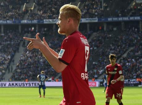 Bayer Leverkusen, UFFICIALE: ceduto Pohjanpalo