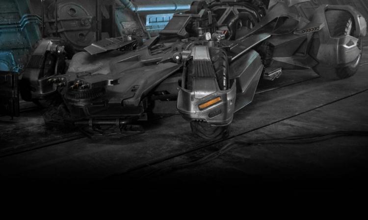 PIT STOP: dalla Cadillac a Ben Affleck, la Batmobile resta la solita americanata