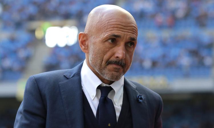 Spalletti: 'Perisic rimane, contatti per Vrsaljko e Darmian. Vidal e Rafinha...'