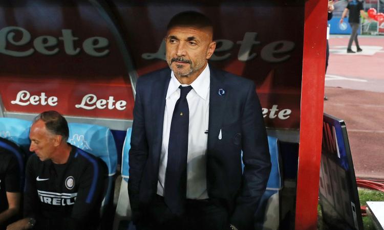 Serie A, Inter-Sampdoria: Spalletti sul velluto contro Giampaolo
