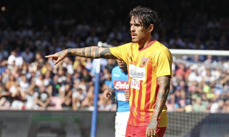 Chievo, occhi su un centrocampista del Benevento