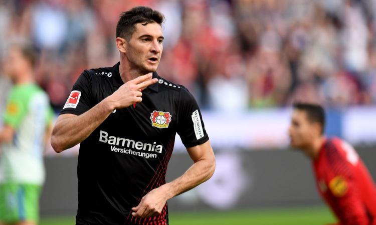 Bundesliga: pari Leverkusen-Wolfsburg. Il Borussia Mochengladbach vince 2-0 a Brema