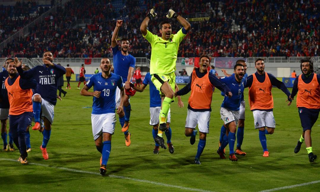 L'Italia chiamò!