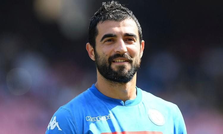 Napoli, Albiol: 'Giocare per il Real ti cambia per sempre. Qui sono felice'