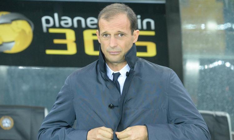 Juve, Allegri: 'Grazie Mandzukic, ci serviva una partita così. Bonucci? Avrei voluto giocarci contro' VIDEO