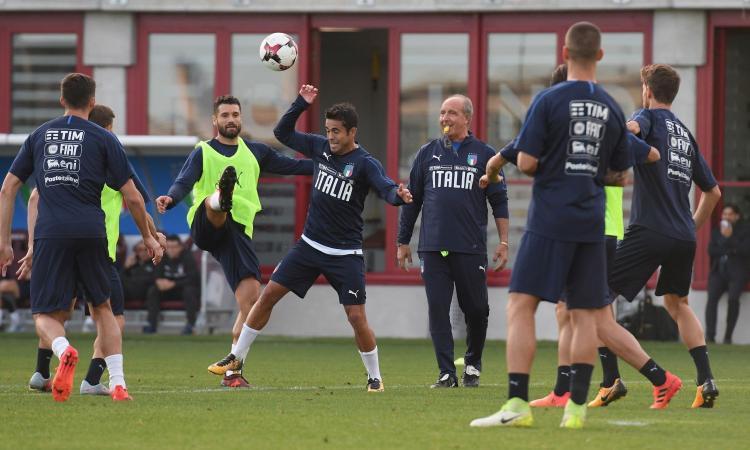 Albania-Italia, le probabili formazioni: torna il 4-2-4 con Eder e Spinazzola
