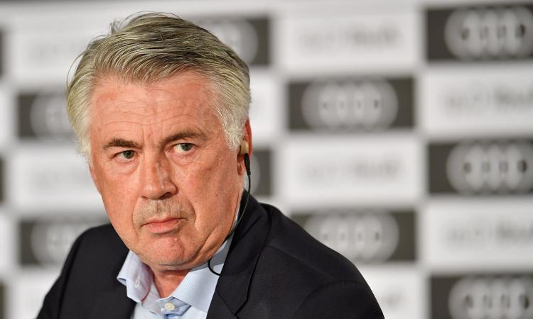 Dall'Inghilterra: Ancelotti dice no al Milan, vuole tornare alla Juventus