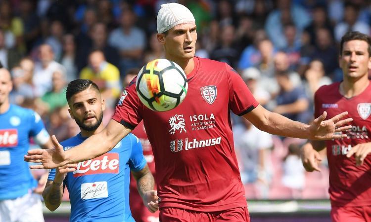 Cagliari, Andreolli: 'Con la Lazio buona prova, manca cattiveria'