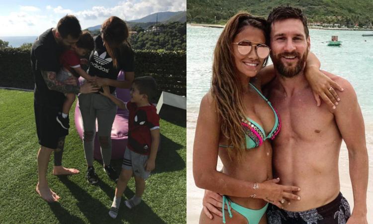 Messi, 3° figlio in arrivo: l'annuncio sui social e le FOTO di Antonella VIDEO