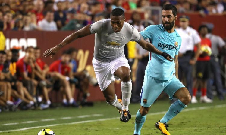Barcellona: un attaccante tra Turchia e Cina