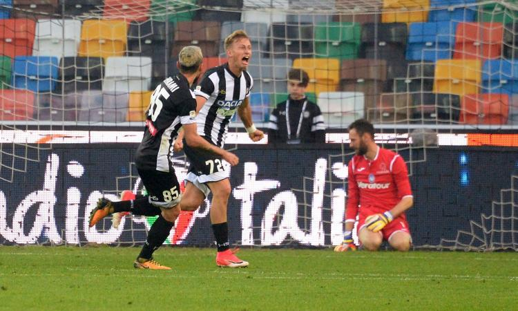 Udinese, un giocatore va al Barcellona