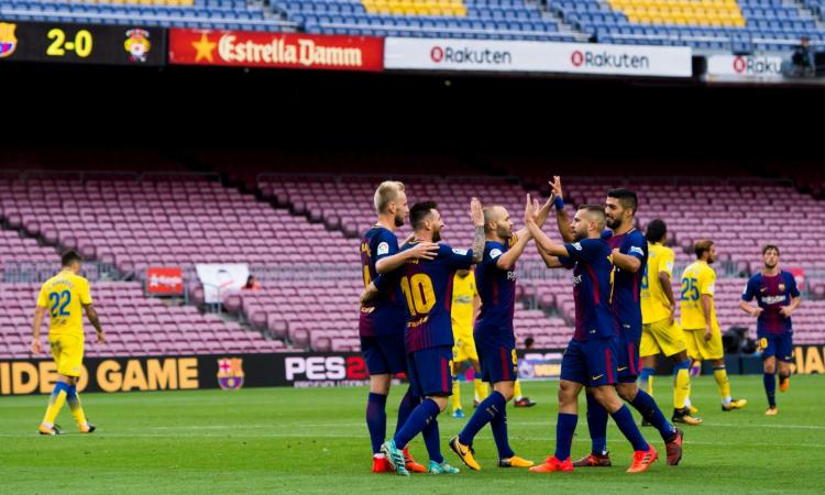 Il Barcellona piega la testa di fronte alla Liga: con l'Indipendenza giochi in Cina!