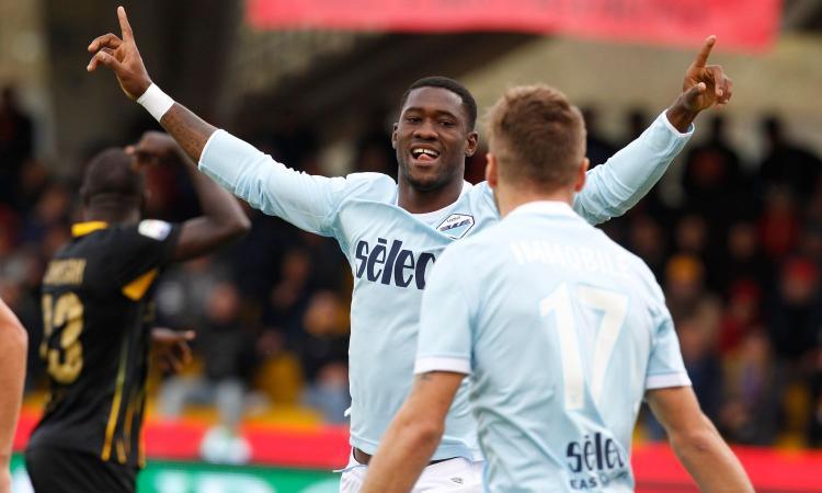 Benevento-Lazio 1-5: il tabellino VIDEO
