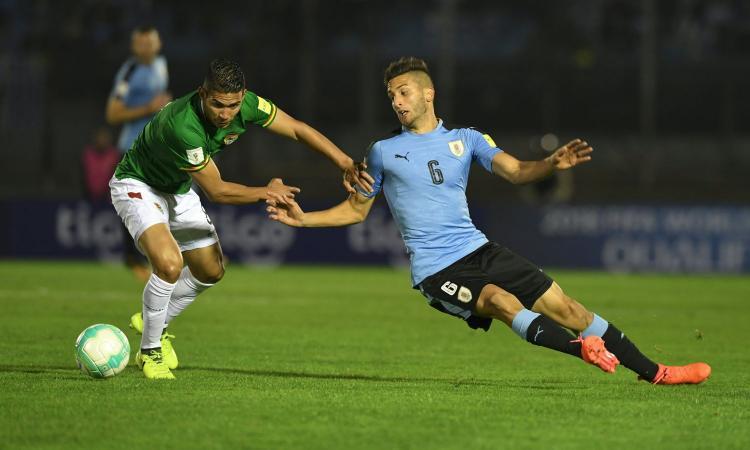Uruguay, i preconvocati per il Mondiale: ci sono 6 'italiani'