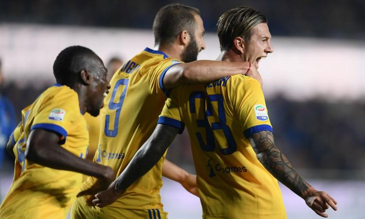 Serie A, Juve strepitosa in attacco: una statistica incredibile