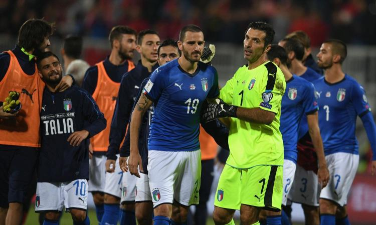 Fifa The Best: anche Buffon e Bonucci nella top 11 VIDEO