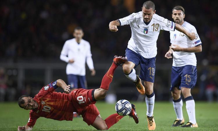 Macedonia, Pandev: 'Grande partita, l'Italia andrà al Mondiale'