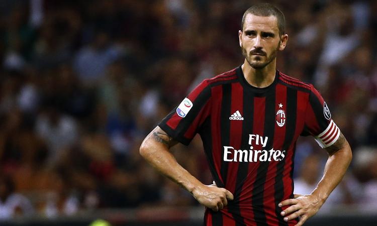 Milan: colpevole o vittima, per Bonucci è un gioco al massacro
