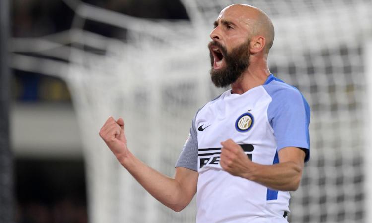Inter: riecco Borja Valero, ma Brozovic e Gagliardini sono da confermare