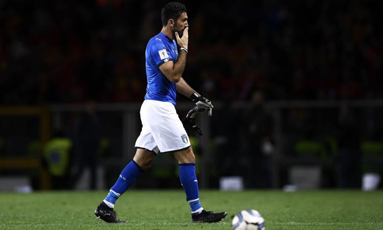 Italia, Buffon: 'Ognuno deve prendersi le sue responsabilità. Serve personalità, i fischi sono giusti'