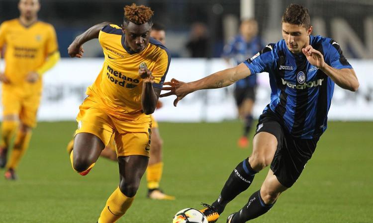 Verona, Pecchia: 'Bene Kean, i gol arriveranno. Sul mio futuro...'