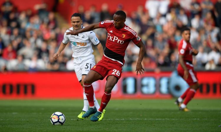 Watford, Carrillo: 'Voglio tornare al Benfica!'