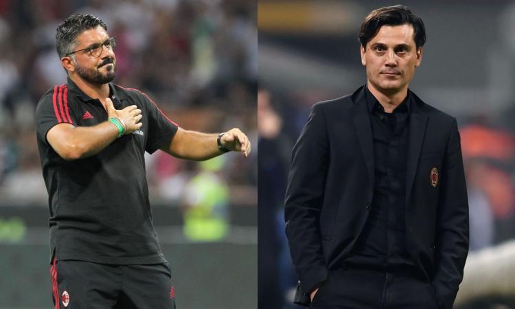 Milan, Gattuso e quelle parole critiche verso Montella