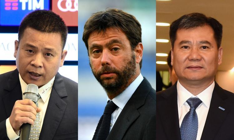 Club più ricchi, Man United primo. Juve 9a, il Milan di Li batte l'Inter di Zhang