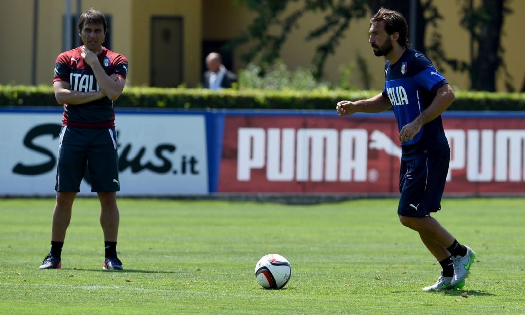 Derby d'Italia: Conte e Pirlo contro il proprio passato
