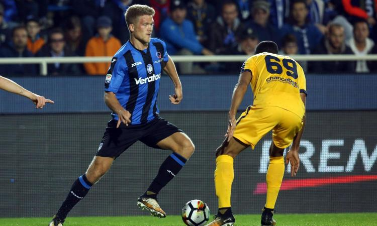 Atalanta-Verona 3-0: il tabellino VIDEO