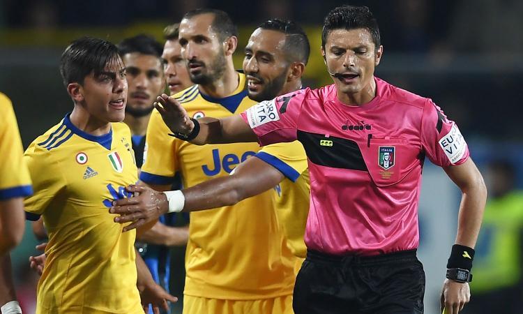 Chiesa a CM: 'Juve, gol di Mandzukic da annullare ma manca un rigore'
