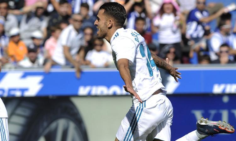 Vicepres. Siviglia: 'Juve su Ceballos con Real e Barcellona, ma...'