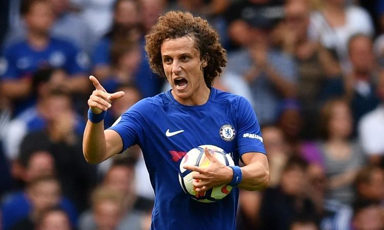 Dall'Inghilterra: il Chelsea offre David Luiz alla Juve