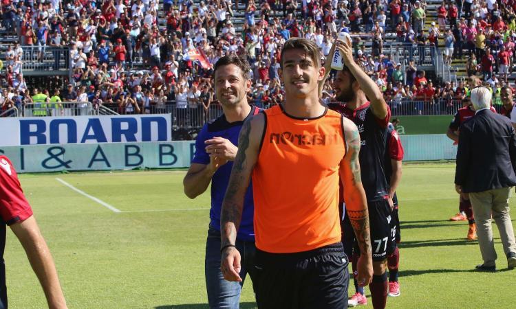 Cagliari, Deiola: 'Gruppo compatto, siamo una squadra forte'