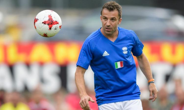 Del Piero: 'Juve vulnerabile, Dybala mi emoziona. Bonucci una grave perdita'