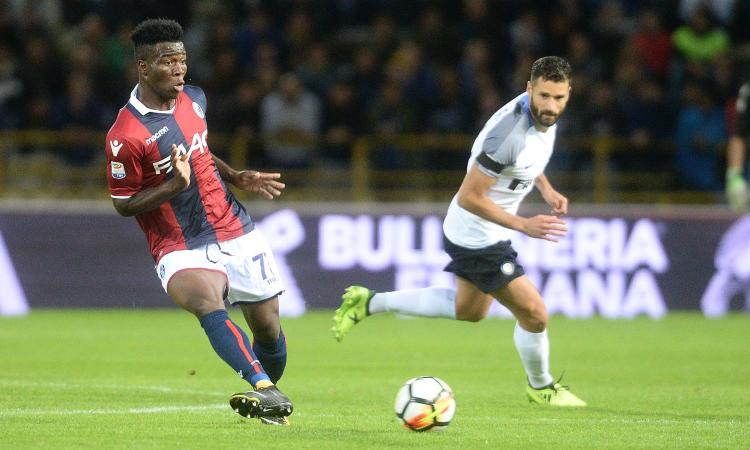 Bologna: si prova a blindare un giocatore nel mirino dell'Inter