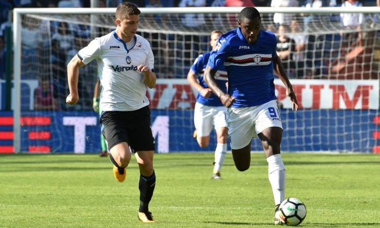 Sampdoria-Atalanta 3-1: il tabellino VIDEO