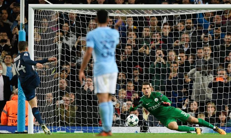 Manchester City-Napoli, MOVIOLA: giusti i due rigori contro gli inglesi