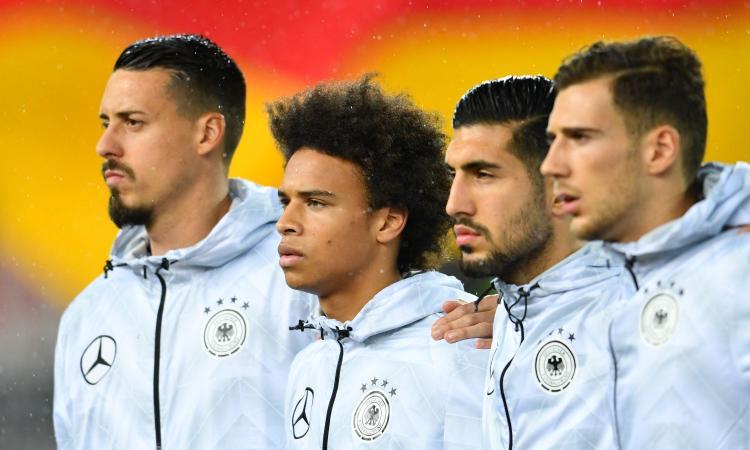 La Germania è perfetta, la Juve sorride: 10 vittorie di fila, gol di Goretzka e Can