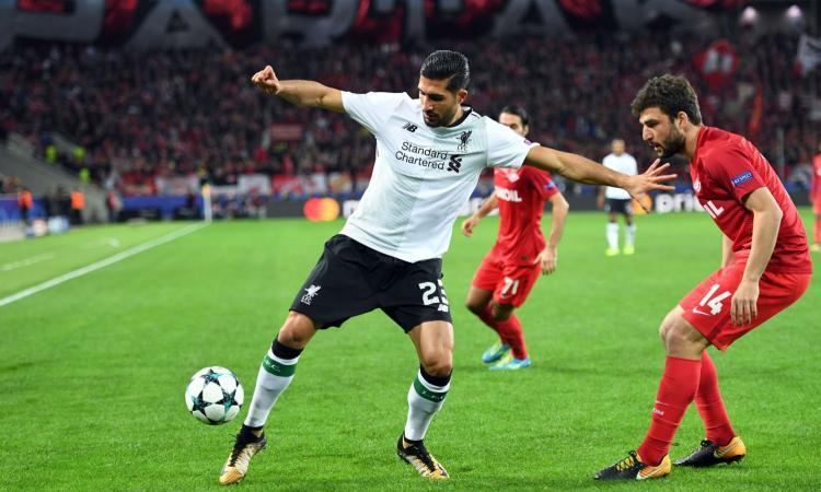 Juve attenta: anche Mourinho su Emre Can