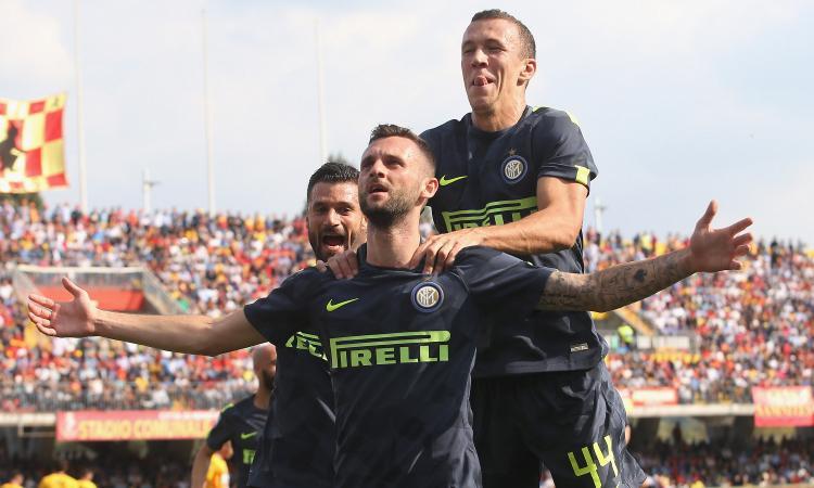 Intermania: classifica miracolosa, ma giocando così con Milan e Napoli...