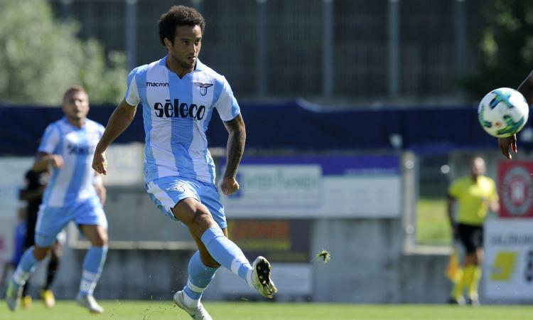Felipe Anderson, calvario finito: gol in partitella, nella  Lazio non può star fuori