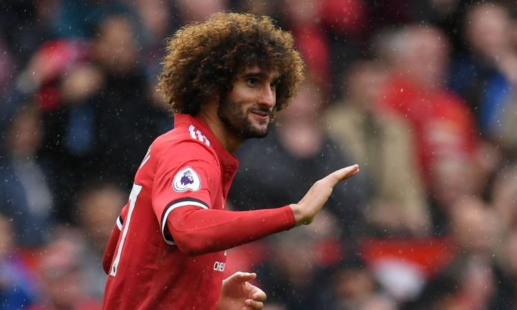 Manchester United, Mourinho conferma: in bilico il futuro di Fellaini