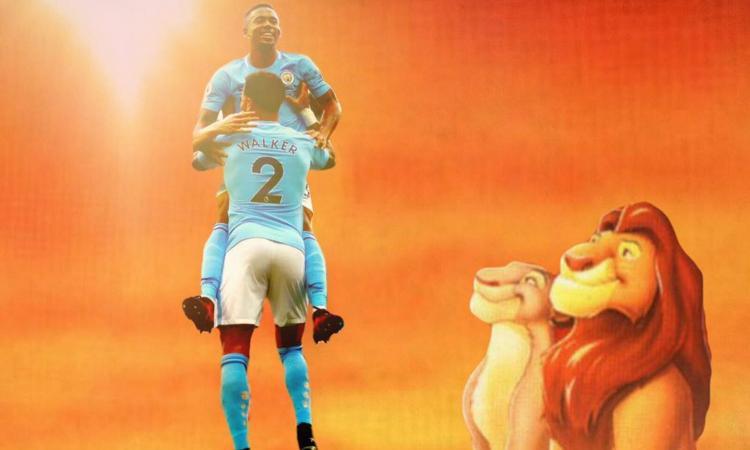 Gabriel Jesus come il piccolo Simba: 'O Fenomeno' è l'unico erede di Ronaldo