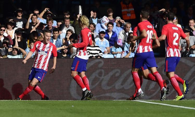 Atletico Madrid, un attaccante giura amore eterno