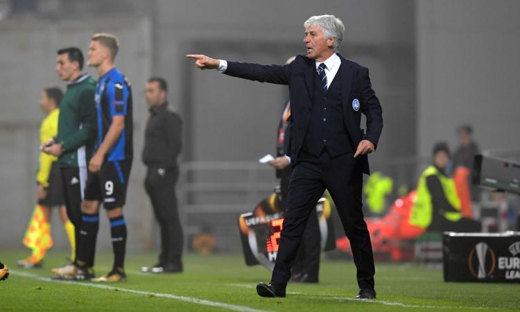 Atalanta, Gasperini: 'Troppe disattenzioni, in campionato non siamo come in Europa'